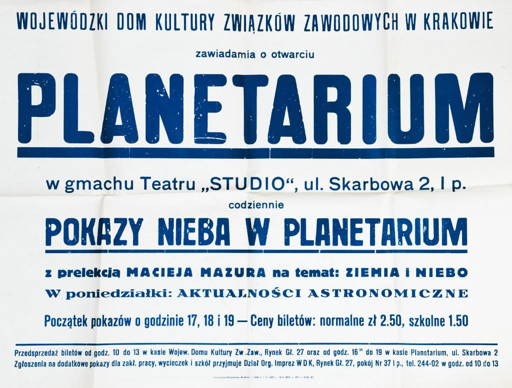 Afisz_planetarium_strona
