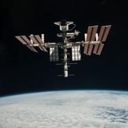 Wgrudniu obserwujemy ISS czyli…