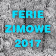 Ferie zimowe 2017 wnaszym Obserwatorium