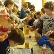Klub Młodego Odkrywcy zwizytą wPreszowie (Słowacja)