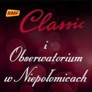 Obserwatorium  wRMF Classic – przezcałe wakacje!