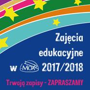 Zajęcia dla dzieci imłodzieży – rok szkolny 2017/2018