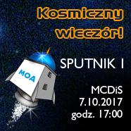 Kosmiczny Wieczór wMCDiS
