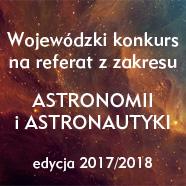 Wojewódzki konkurs nareferat 2017/2018 – szkoły średnie