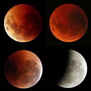 Śmiały zamiar, perfekcyjne wykonanie – zaćmienie Księżyca