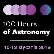 Sto Godzin Astronomii | 100 LAT POD WSPÓLNYM NIEBEM