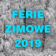 Ferie zimowe 2019 wnaszym Obserwatorium