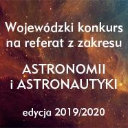 Wojewódzki konkurs nareferat 2019/2020 – szkoły średnie