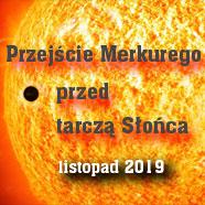 Przejście Merkurego przedtarczą Słońca – OBSERWACJE
