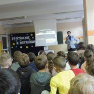 """""""Astronom wszkole"""" – kolejna wizyta"""