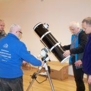 Kolejne Warsztaty Astrofotografii zanami
