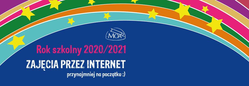 Zajęcia wnowym roku szkolnym – 2020/2021