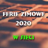 Plan ferii zimowych 2021 – zapraszamy