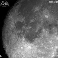 Marcowy szlak Księżyca 2021